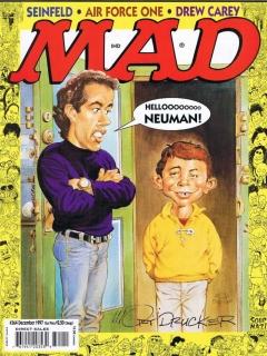 MAD Magazine #364 • USA • 1st Edition - New York