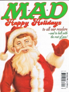 MAD Magazine #365 • USA • 1st Edition - New York