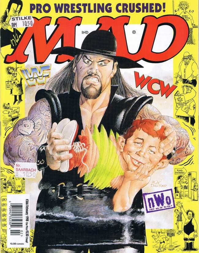 MAD Magazine #366 • USA • 1st Edition - New York