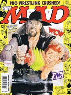 Go to MAD Magazine #366 • USA • 1st Edition - New York