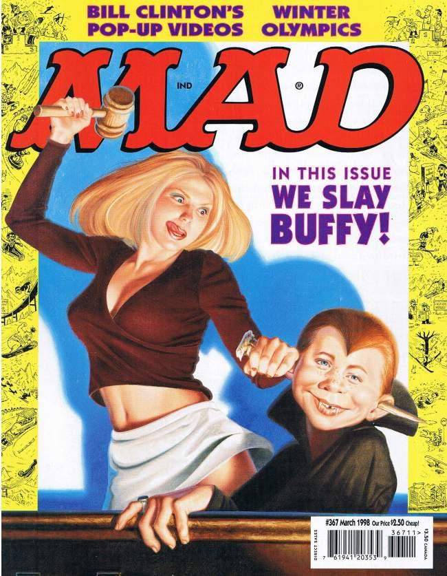 MAD Magazine #367 • USA • 1st Edition - New York