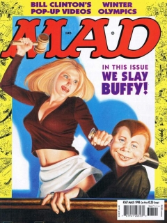 Go to MAD Magazine #367 • USA • 1st Edition - New York