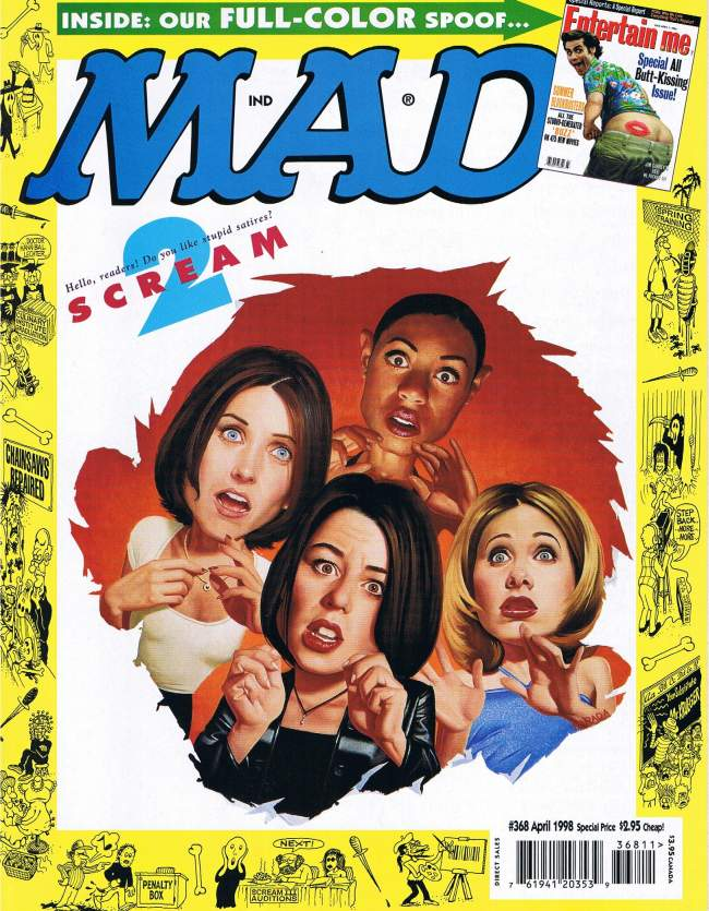 MAD Magazine #368 • USA • 1st Edition - New York