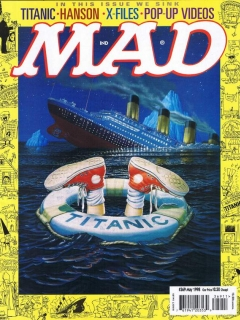 Go to MAD Magazine #369
