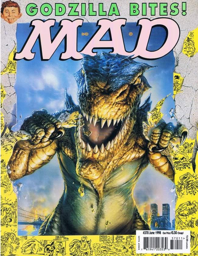 MAD Magazine #370 • USA • 1st Edition - New York
