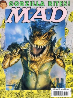 Go to MAD Magazine #370 • USA • 1st Edition - New York