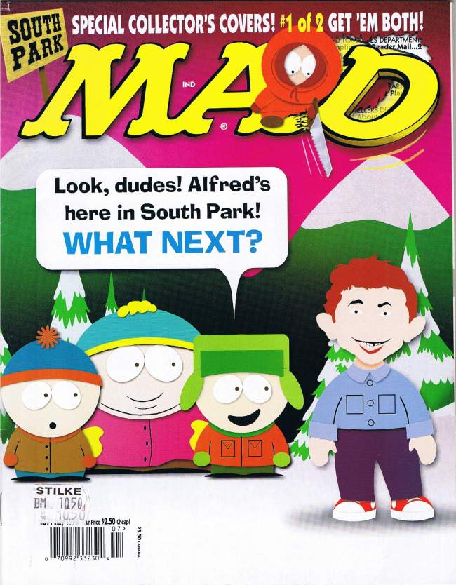 MAD Magazine #371 • USA • 1st Edition - New York