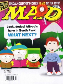 MAD Magazine #371 • USA • 1st Edition - New York