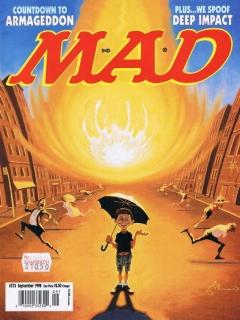 MAD Magazine #373 • USA • 1st Edition - New York