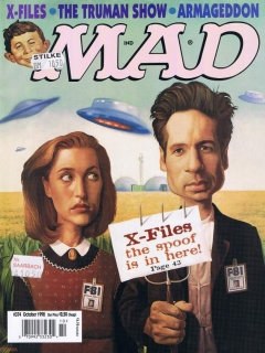 Go to MAD Magazine #374