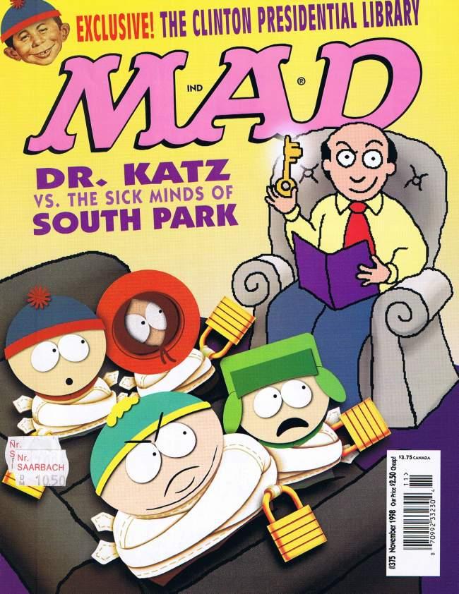 MAD Magazine #375 • USA • 1st Edition - New York