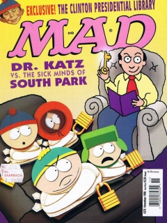 Go to MAD Magazine #375 • USA • 1st Edition - New York