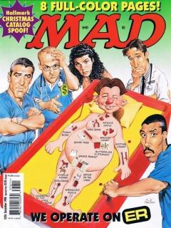 MAD Magazine #376 • USA • 1st Edition - New York