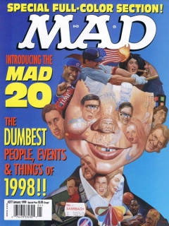 Go to MAD Magazine #377 • USA • 1st Edition - New York
