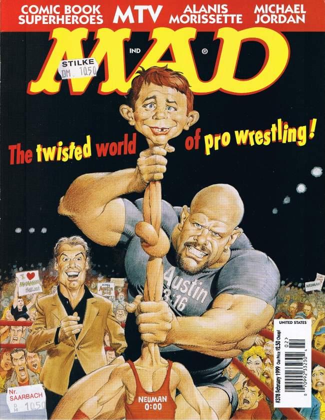 MAD Magazine #378 • USA • 1st Edition - New York