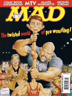 Go to MAD Magazine #378 • USA • 1st Edition - New York