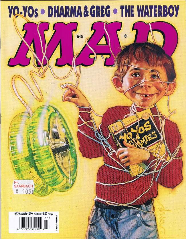 MAD Magazine #379 • USA • 1st Edition - New York