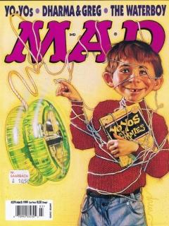 MAD Magazine #379 • USA • 1st Edition - New York