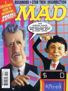 Go to MAD Magazine #380 • USA • 1st Edition - New York