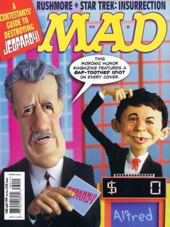 MAD Magazine #380 • USA • 1st Edition - New York