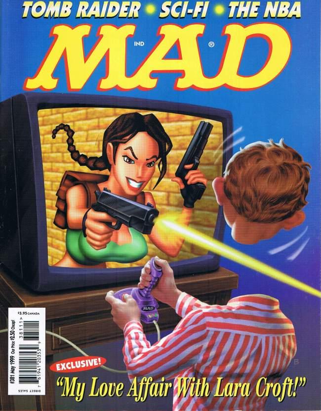 MAD Magazine #381 • USA • 1st Edition - New York