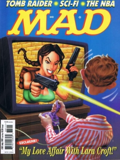 Go to MAD Magazine #381