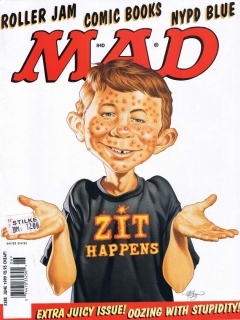 Go to MAD Magazine #382 • USA • 1st Edition - New York