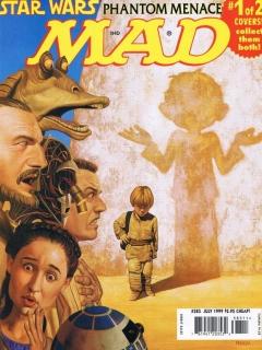 MAD Magazine #383 • USA • 1st Edition - New York