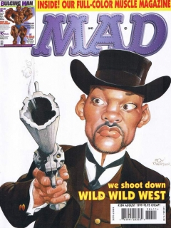 Go to MAD Magazine #384 • USA • 1st Edition - New York