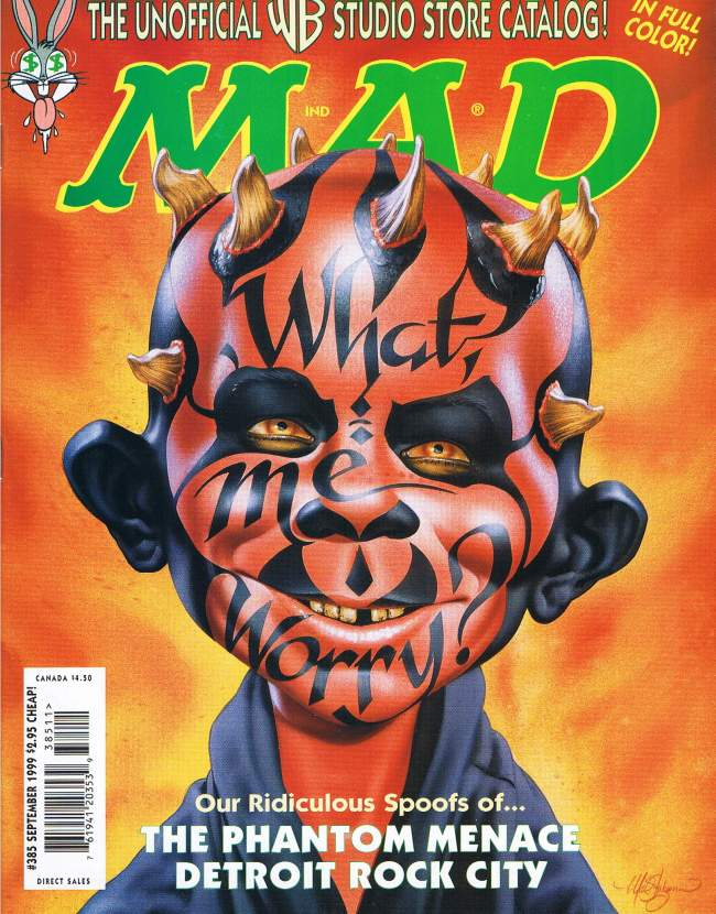MAD Magazine #385 • USA • 1st Edition - New York