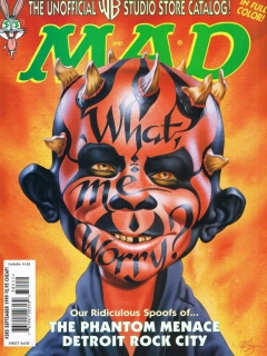 Go to MAD Magazine #385 • USA • 1st Edition - New York