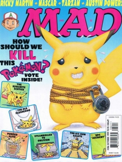 Go to MAD Magazine #386