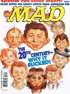 Go to MAD Magazine #387 • USA • 1st Edition - New York