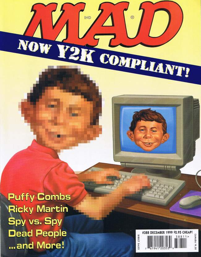 MAD Magazine #388 • USA • 1st Edition - New York
