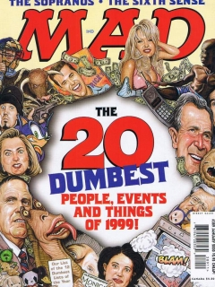 Go to MAD Magazine #389 • USA • 1st Edition - New York