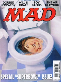 MAD Magazine #390 (USA)