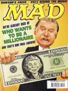 Go to MAD Magazine #392 • USA • 1st Edition - New York