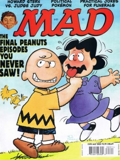 MAD Magazine #393 • USA • 1st Edition - New York
