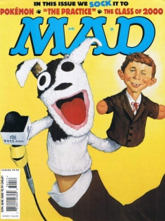 Go to MAD Magazine #394