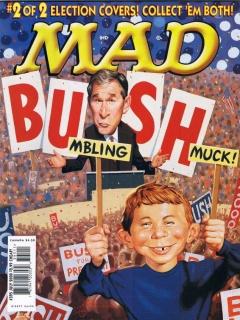 MAD Magazine #395 • USA • 1st Edition - New York