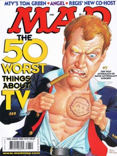 Go to MAD Magazine #396 • USA • 1st Edition - New York