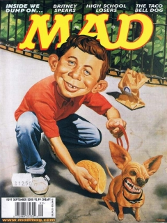 Go to MAD Magazine #397