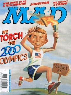 Go to MAD Magazine #398 • USA • 1st Edition - New York