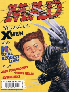 Go to MAD Magazine #399