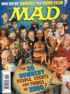 Go to MAD Magazine #401 • USA • 1st Edition - New York