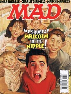 MAD Magazine #403 • USA • 1st Edition - New York