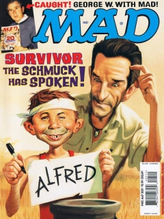 Go to MAD Magazine #405