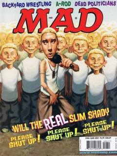 MAD Magazine #406 • USA • 1st Edition - New York