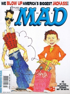 Go to MAD Magazine #407 • USA • 1st Edition - New York