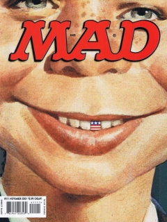 Go to MAD Magazine #411 • USA • 1st Edition - New York